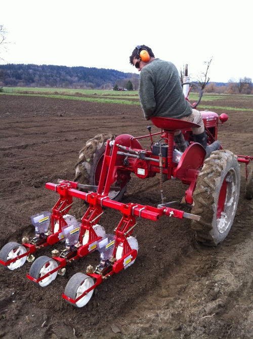 Small Farm Equipment Review Part Ii The Jang Seeder
